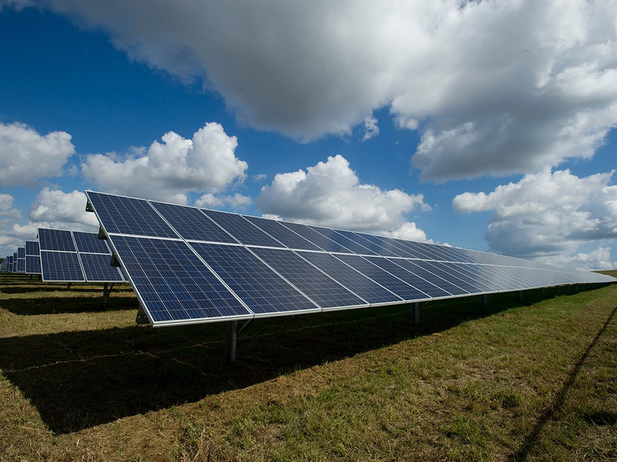 Sole Solar Plant, Italy