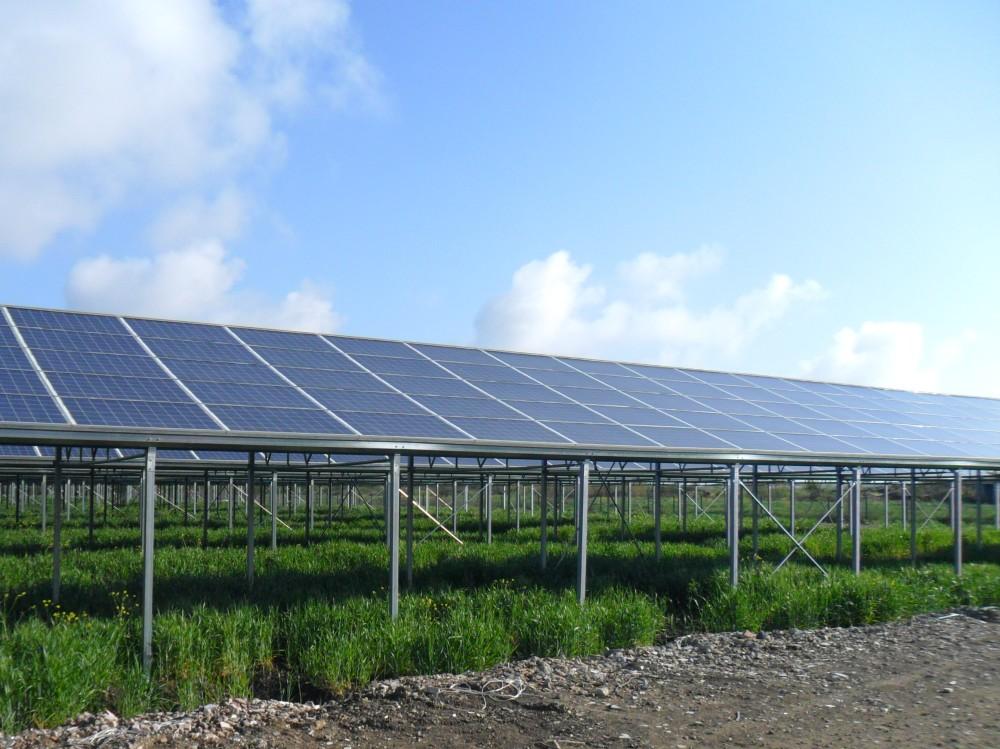 Santa Maria La Fossa Solar Park